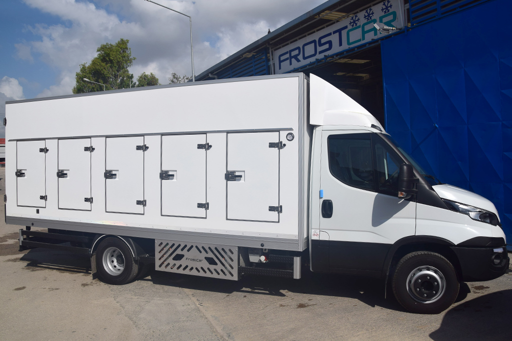 FROSTCAR FC525P EUTECTIC REFRIGERATED TRUCK BODY